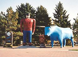 250px-Paul_Bunyan_and_Babe_statues_Bemidji_Minnesota_crop