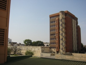 Senegal high rise
