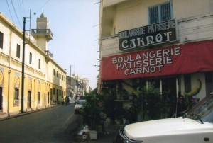 Senegal street 1