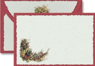 Xmas envelope
