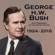 GHW Bush 1